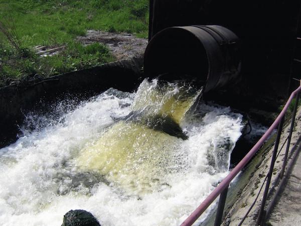 как нужно очищать сточные воды