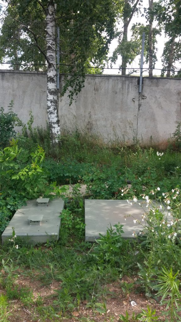 Топас на базе Воткинского водоканала