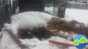 Монтаж выгребной ямы Добрянский район