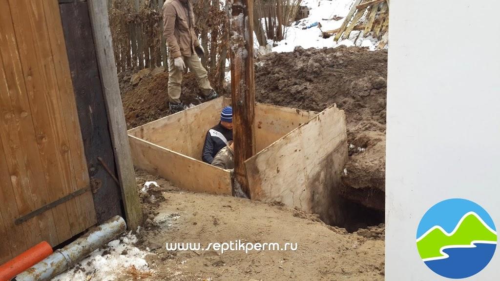 Монтаж УОСВ Топас 8 Пр
