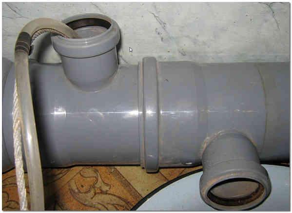 Отогреть канализационные трубы