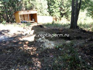 Монтаж Выгребной ямы в Усть-Шалашная