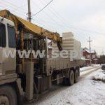 Монтаж пластикового погреба ТИНГАРД 2500