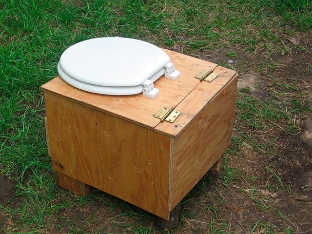 Туалет для дачи без откачки своими руками фото 506