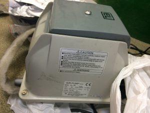 Замена мембран в компрессоре SECOH El 80
