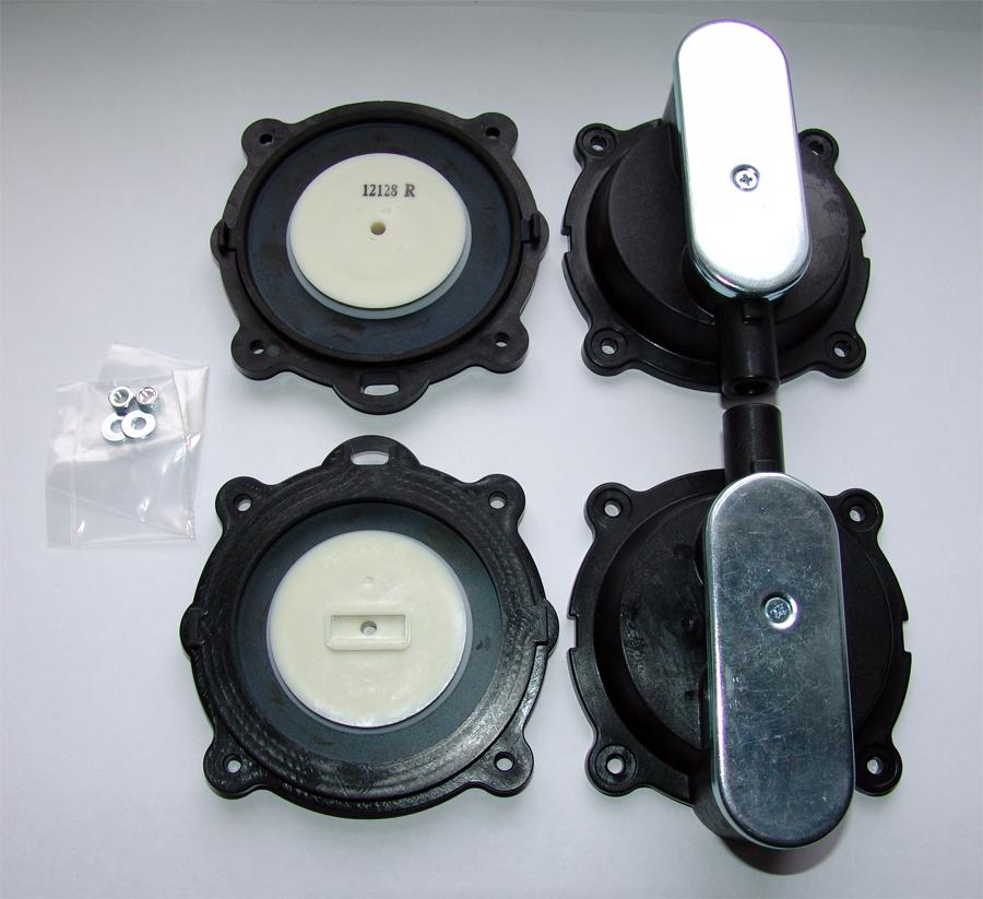 Ремкомплект мембран AirMAc DBMXD 120