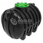 подземная емкость rodlex общий вид