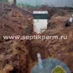 Монтаж канализации Топас 4
