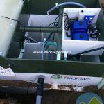 Установка станции глубокой биологической очистки Топас 8 с Принудительной откачкой в дренажный колодец