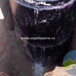 Укладка дренажной системы для осушения участка в Заозерье Затонская