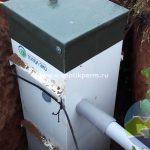 Монтаж канализации Топас 4 Пр в деревне Гарюшки ул.Набережная
