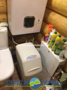 Установка умягчителя воды WaterBoss400