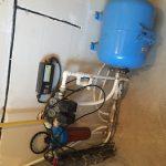 Установка умягчителя воды WaterBoss 400 в частном доме микрорайон Запруд