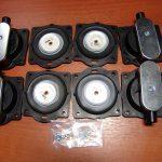 Мембраны DBD120150 для компрессоров DB-120, DB-150