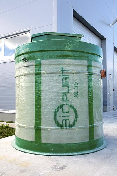 Flotenk Bio-PURIT – 3 ввод до 500 мм