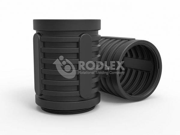 Горловина удлиняющая Rodlex 1000 мм