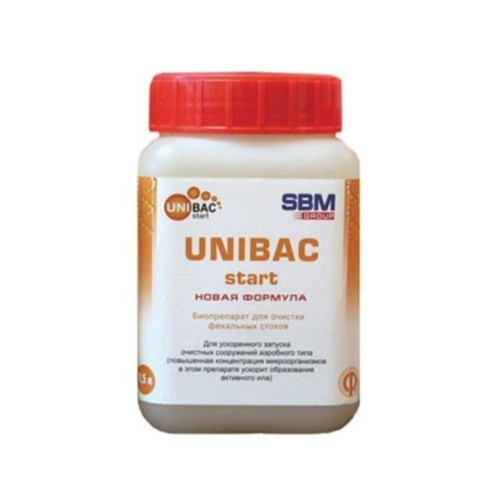 Бактерии для септика UNIBAC–Start