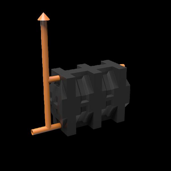 Биофильтр (минимальная комплектация)