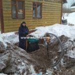 Монтаж локального очистного сооружения Эргобокс 3 Пр