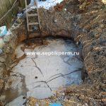 Установка станции глубокой биологической очистки Топас 5 Пр