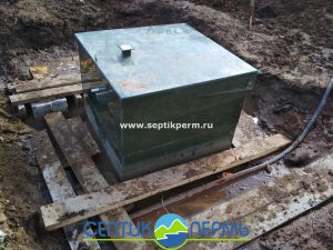 Наращивание УОСВ Топас в Голованово