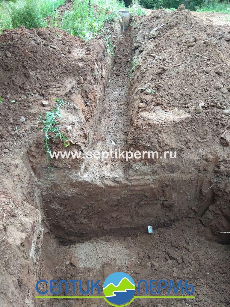 Шефмонтаж локального очистного сооружения Kolo Vesi 5 в поселке Ново-Бродовский на ул.Смородиновой