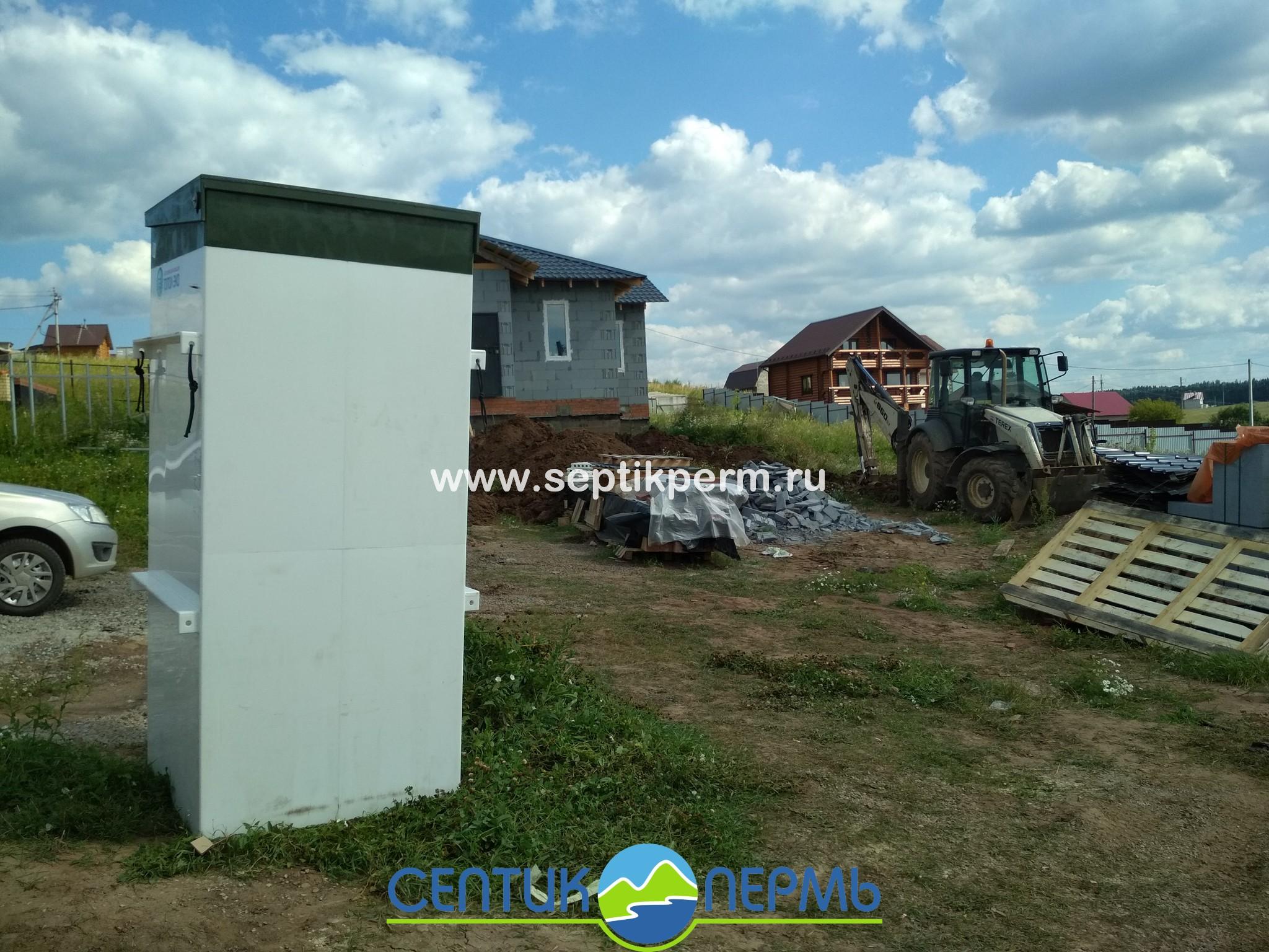 Монтаж скважинного адаптера и Топас-С 5 в Мартьяново