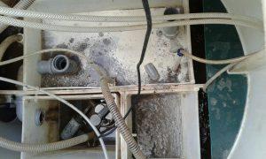 Использование стиральных и моющих средств в септиках типа Топас