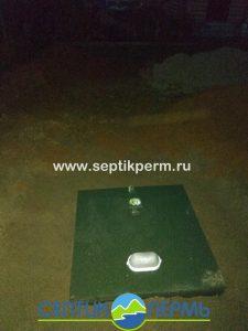 Монтаж Топас-С 4 в Протасах