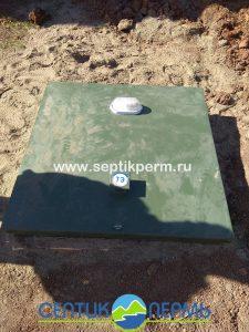 Монтаж Топас-С 8 и прокладка водопровода