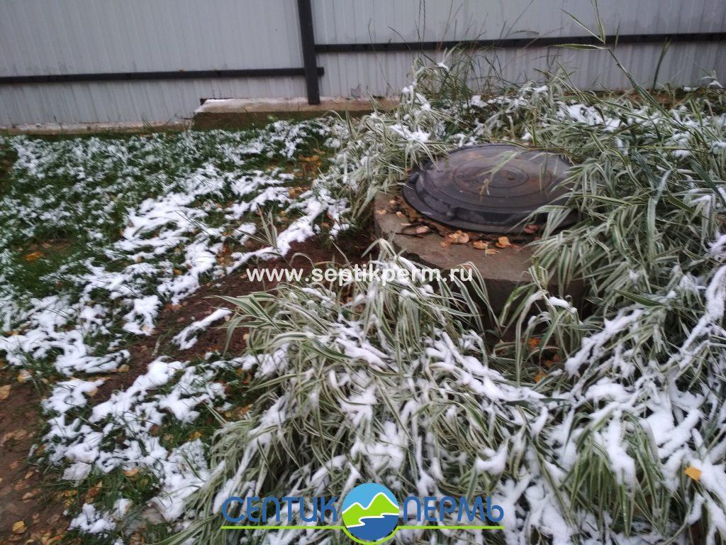 Монтаж канализацииТопас 8 в Полазне