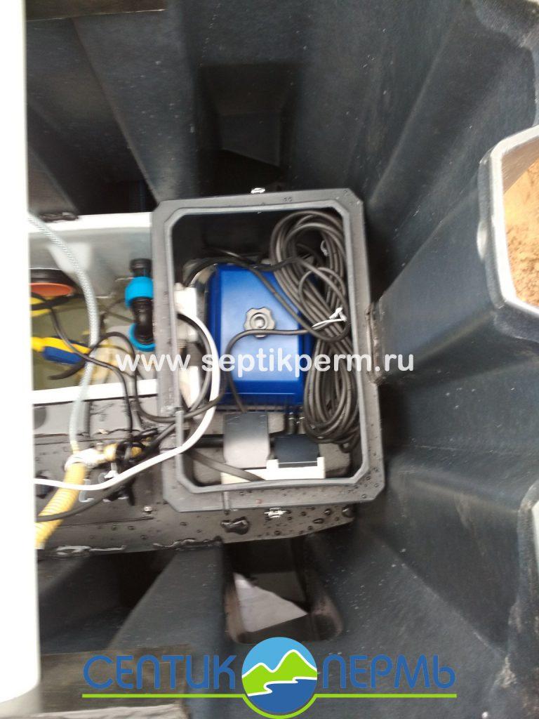 Монтаж Ergobox 3 PR на Сукманской