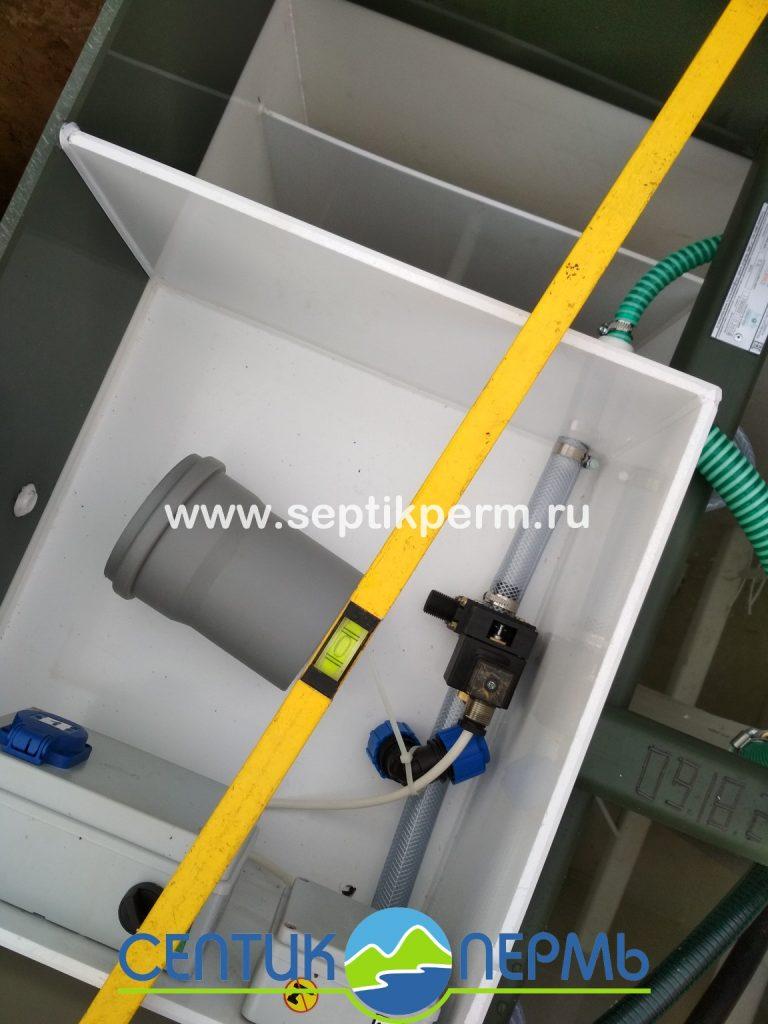 Монтаж Топас-С 8 в Троице