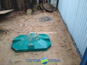 Монтаж канализации Ergobox 5S в Добрянке
