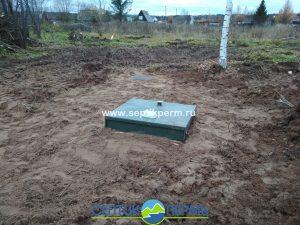 Монтаж канализации Топас-С 8 Пр в Красной слудке
