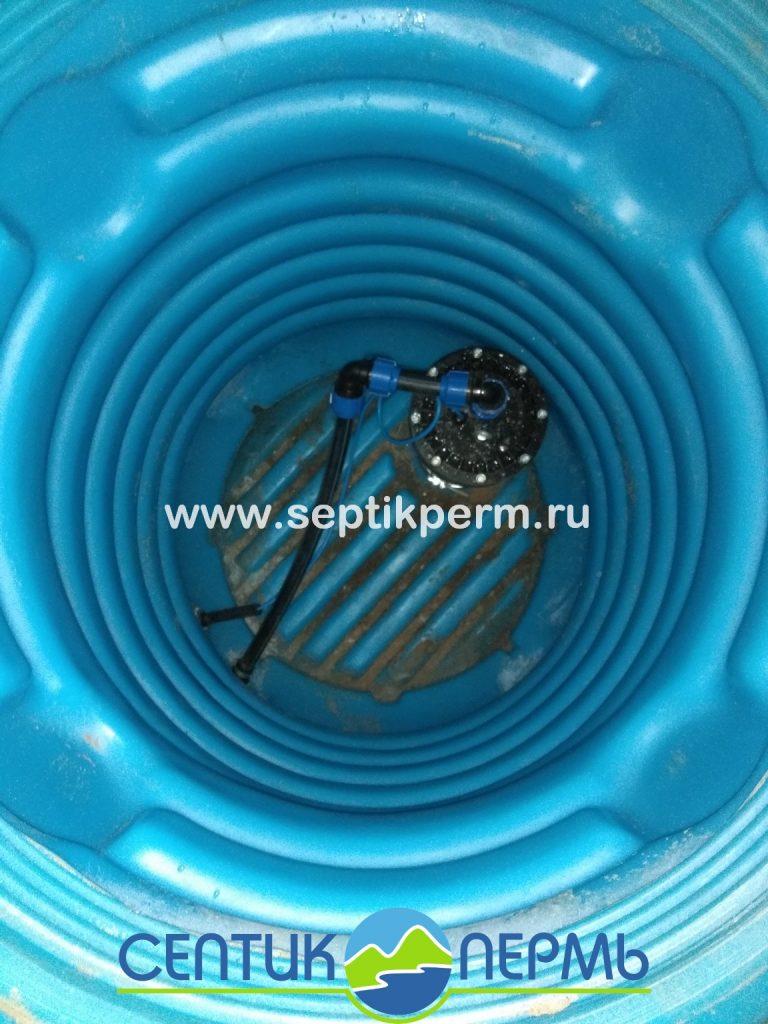 Установка Пластикового кессона Rodlex 1 (1.5 м)