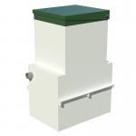 сепаратор жира ОТП-2 лонг