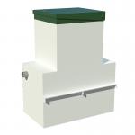 сепаратор жира ОТП-3 лонг