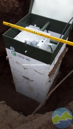 Монтаж автономной канализации под ключ