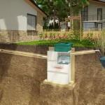 Отвод очищенных стоков в водоем