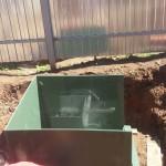 Наращивание горловины Топас пластиком ПП