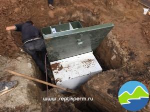 Шеф-монтаж УОСВ Топас 8 Голованово