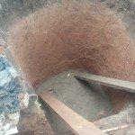 Лаги для опускания бетонной плиты