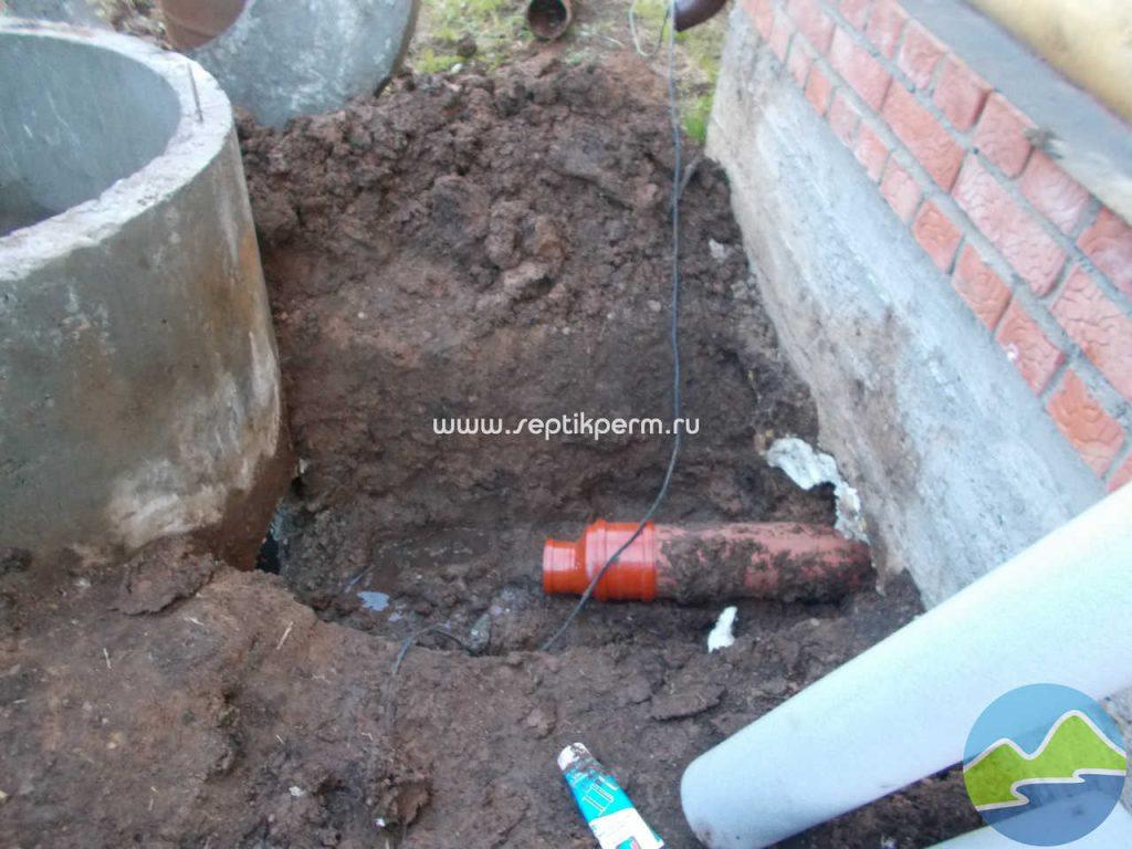 Как сделать гидроизоляцию выгребной ямы