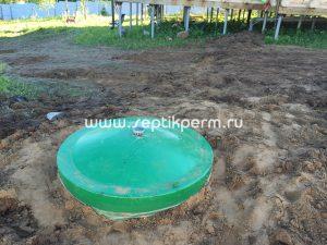 Монтаж Альта Био 7+ и обустройство скважины Мостовая