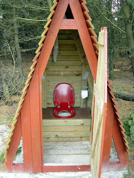 Как своими руками построить на даче туалет