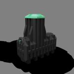 Септик трансформер Термит 1,5s