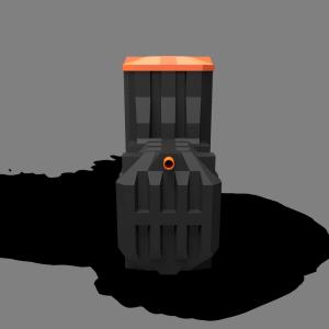 Септик ERGOBOX 6 S