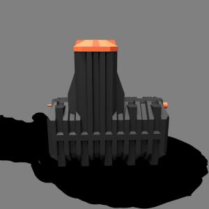 Септик Ergobox 4 s