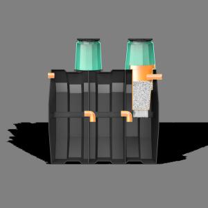 Септик Термит 5,5 внутреннее устройство